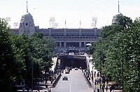 Wembley Stadium, 27/5/90. Credit: Colorsport.