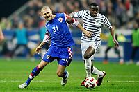 FOOTBALL - FRIENDLY GAME 2010/2011 - FRANCE v CROATIA - 29/03/2011 - PHOTO GUY JEFFROY / DPPI - BLAISE MATUIDI (FRA)