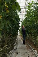 Carolin Ulrich, Leiterin eines Biohofs in Gera.