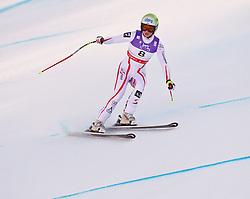 08.02.2011, Kandahar, Garmisch Partenkirchen, GER, FIS Alpin Ski WM 2011, GAP, Lady Super G, im Bild Anna FENNINGER (AUT) // Anna FENNINGER (AUT) during Women Super G, Fis Alpine Ski World Championships in Garmisch Partenkirchen, Germany on 8/2/2011, 2011, EXPA Pictures © 2011, PhotoCredit: EXPA/ J. Feichter