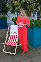 Billie Faiers at the Icelolly.com Celebrity Mum of the Year Photocall in London, England. 10th March 2015 Photo Brian Jordan