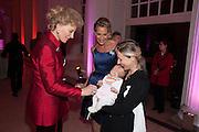 PRINCESS MICHAEL OF KENT; LEONIE FRIEDA; LYRA VAN DER VIJVER, Leonie Frieda book party  for ' The Deadly Sisterhood.' The Orangery, Kensington Palace. London. 20 November 2012.