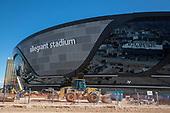 NFL-Allegiant Stadium Views-Mar 23, 2020