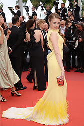 May 18, 2019 - Cannes, France - CANNES, FRANCE - MAY 18: Xenia Tchoumitcheva attends the screening of ''Les Plus Belles Annees D'Une Vie'' during the 72nd annual Cannes Film Festival on May 18, 2019 in Cannes, France. (Credit Image: © Frederick InjimbertZUMA Wire)