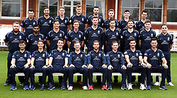 The Middlesex team group during the media day at Lord's Cricket Ground, London.