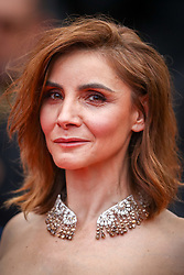 Clotilde Courau attends the screening of A Hidden Life (Une Vie Cachee) during the 72nd annual Cannes Film Festival on May 19, 2019 in Cannes, France. Photo by Shootpix/ABACAPRESS.COM