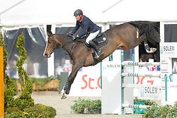 Whitaker John, (GBR), Ornellaia<br /> Preis der LVM Versicherung<br /> Hagen - Horses and Dreams 2015<br /> 25/04/15