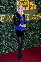 Anneka Rice bei den London Evening Standard Theatre Awards in London / 131116<br /> <br /> *** The London Evening Standard Theatre Awards held at the Old Vic Theatre, London, UK, November 13, 2016 ***