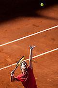Roland Garros 2011. Paris, France. May 23rd 2011..French player Richard GASQUET against Radek STEPANEK