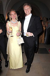 CHRISTOPHER ARKELL and SARAH JANE MARSHALL at the 13th annual Russian Summer Ball held at the Banqueting House, Whitehall, London on 14th June 2008.<br /><br />NON EXCLUSIVE - WORLD RIGHTS