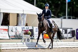 Tomkinson Maree, AUS, Friday IV<br /> World Championship Young Horses Verden 2021<br /> © Hippo Foto - Dirk Caremans<br /> 26/08/2021