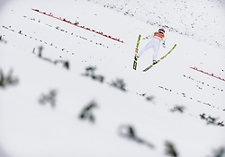 16.02.2020, Kulm, Bad Mitterndorf, AUT, FIS Ski Flug Weltcup, Kulm, Herren, im Bild Stefan Kraft (AUT) // Stefan Kraft of Austria during the men's FIS Ski Flying World Cup at the Kulm in Bad Mitterndorf, Austria on 2020/02/16. EXPA Pictures © 2020, PhotoCredit: EXPA/ JFK