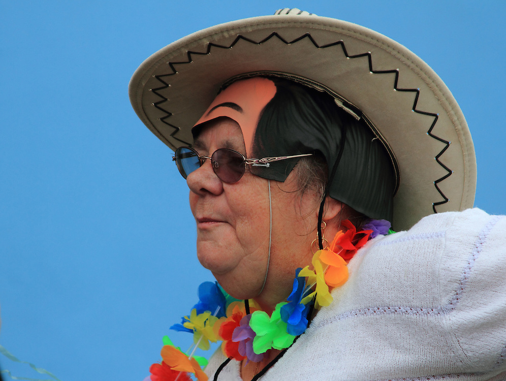 Every year the South Wales seaside town of Porthcawl is home to the Elvis Festival