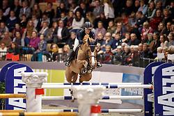 Karlsson Irma, (SWE), Balahe<br /> Prize of Performance Sales International<br /> FEI World Cup Neumünster - VR Classics 2017<br /> © Hippo Foto - Stefan Lafrentz