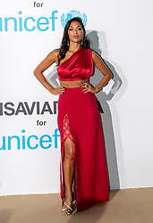 Nicole Scherzinger arriving at a photocall for the Unicef Summer Gala Presented by Luisaviaroma at Villa Violina on August 10, 2018 in Porto Cervo, Italy. Photo by Alessandro Tocco/ABACAPRESS.COM