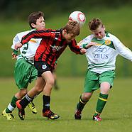 Boys Under 12 Soccer Semi Final Galway v Donegal