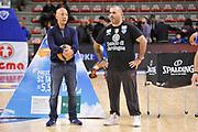 DESCRIZIONE : Eurolega Euroleague 2015/16 Group D Dinamo Banco di Sardegna Sassari - Darussafaka Dogus Istanbul<br /> GIOCATORE : Stefano Sardara - Tony Marongiu<br /> CATEGORIA : Before Pregame<br /> SQUADRA : Dinamo Banco di Sardegna Sassari<br /> EVENTO : Eurolega Euroleague 2015/2016<br /> GARA : Dinamo Banco di Sardegna Sassari - Darussafaka Dogus Istanbul<br /> DATA : 19/11/2015<br /> SPORT : Pallacanestro <br /> AUTORE : Agenzia Ciamillo-Castoria/C.Atzori