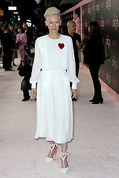 June 8, 2017 - New York, NY, USA - June 8, 2017  New York City..Tilda Swinton at the 'Okja' screening on June 8, 2017 in New York City. (Credit Image: © Kristin Callahan/Ace Pictures via ZUMA Press)