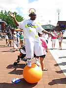 Atmosphere at The 2008 Arthur Ashe Kids' Day held at The USTA Bille Jean King National Tennis Center on August 23, 2008 in Flushing, NY