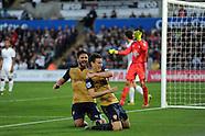 311015 Swansea city v Arsenal