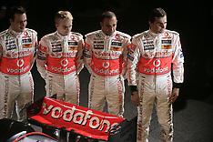 2008 McLaren Launch, January Stuttgart