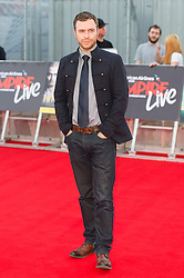 © Licensed to London News Pictures. 23/09/2016. DAVID ELLIOT attends the Swiss Army Man and Imperium film premier's  at the Empire Live gala screening, London, UK. Photo credit: Ray Tang/LNP