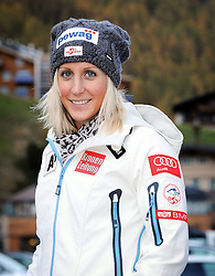 24.10.2012, Messehalle, Innsbruck, AUT, OeSV, Ski Alpin, Fototermin, im Bild Eva Maria Brem (OeSV, Skirennlaeuferin) // during the official Portrait and Teamshooting of the Austrian Ski Federation (OeSV) at the Messehalle, Innsbruck, Austria on 2012/10/24. EXPA Pictures © 2012, PhotoCredit: EXPA/ OeSV/ Erich Spiess