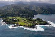 Keanae Point, Hana Coast, Maui, Hawaii