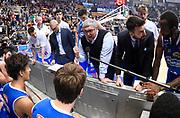 DESCRIZIONE : Bologna LNP A2 2015-16 Eternedile Bologna De Longhi Treviso<br /> GIOCATORE : Stefano Pillastrini<br /> CATEGORIA : Coach Fair Play Mani Direttive TimeOut<br /> SQUADRA : De Longhi Treviso<br /> EVENTO : Campionato LNP A2 2015-2016<br /> GARA : Eternedile Bologna De Longhi Treviso<br /> DATA : 15/11/2015<br /> SPORT : Pallacanestro <br /> AUTORE : Agenzia Ciamillo-Castoria/A.Giberti<br /> Galleria : LNP A2 2015-2016<br /> Fotonotizia : Bologna LNP A2 2015-16 Eternedile Bologna De Longhi Treviso