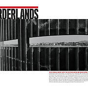 Borderlands issue of Foreign Policy Magazine featuring work from Mexico.