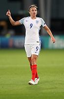 Football - 2017 UEFA Women's European [Euro] Championship - Group D: England vs. Scotland<br /> <br /> Jodie Taylor of England celebrates at Stadion Gagenwaard, Utrecht.<br /> <br /> COLORSPORT/LYNNE CAMERON
