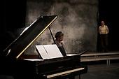 de mensheid | early rehearsals +