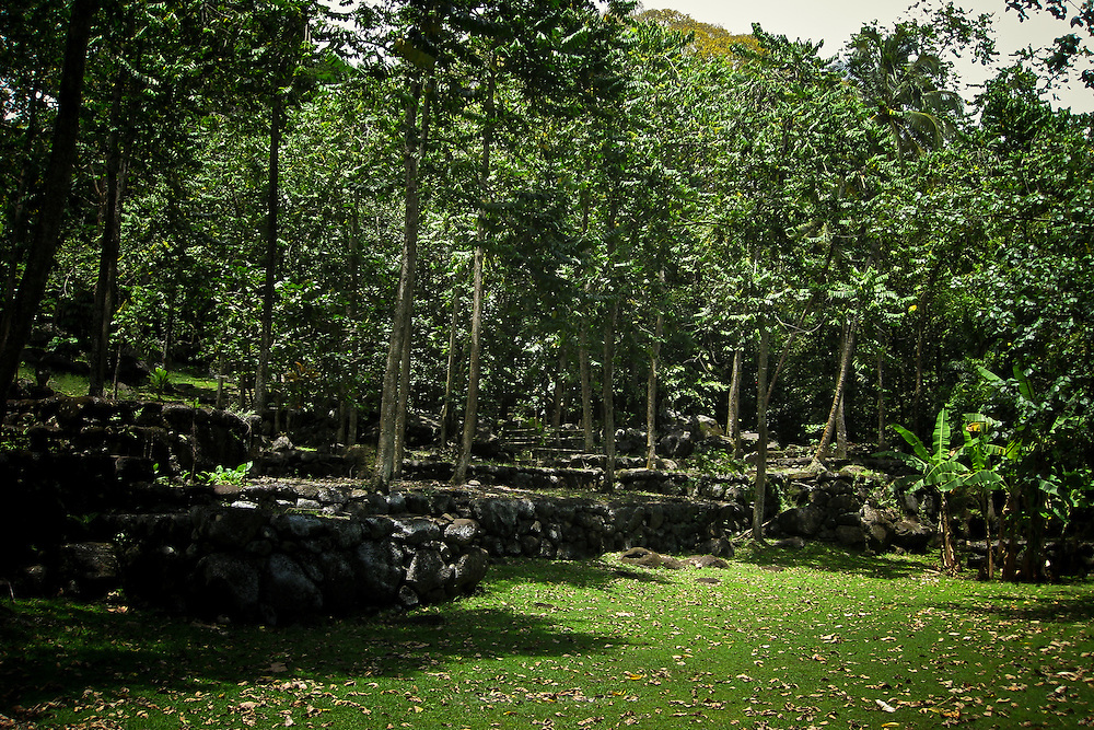 Polynesia - Marquisas Island - Nuku Hiva - 2007