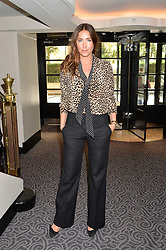 LISA SNOWDON at the Future Dreams 'United For Her' Ladies Lunch 2016 held at The Savoy, London on 10th October 2016.