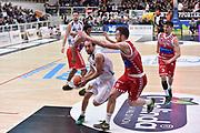 DESCRIZIONE : Trento Lega A 2015-16 Dolomiti Energia Trentino - Consultinvest Pesaro<br /> GIOCATORE : Giuseppe Poeta<br /> CATEGORIA : Palleggio<br /> SQUADRA : Dolomiti Energia Trentino - Consultinvest Pesaro<br /> EVENTO : Campionato Lega A 2015-2016 <br /> GARA : Dolomiti Energia Trentino - Consultinvest Pesaro<br /> DATA : 08/11/2015 <br /> SPORT : Pallacanestro <br /> AUTORE : Agenzia Ciamillo-Castoria/Giulio Ciamillo<br /> Galleria : Lega Basket A 2015-2016 <br /> Fotonotizia : Trento Lega A 2015-16 Dolomiti Energia Trentino - Consultinvest Pesaro