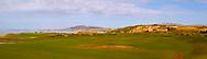 16-10-2015 -  PANORAMA Foto: West Course Verdura Resort. Genomen tijdens een persreis met de Rocco Forte Invitational op Verdura Golf & Spa Resort in Sciacca (Agrigento), Italië.