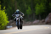 Pikes Peak International Hill Climb 2014: Pikes Peak, Colorado. 389