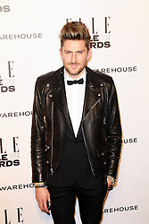 © Licensed to London News Pictures. 18/02/2014, UK. Henry Holland,, ELLE Style Awards, One Embankment, London UK, 18 February 2014. Photo credit : Richard Goldschmidt/Piqtured/LNP