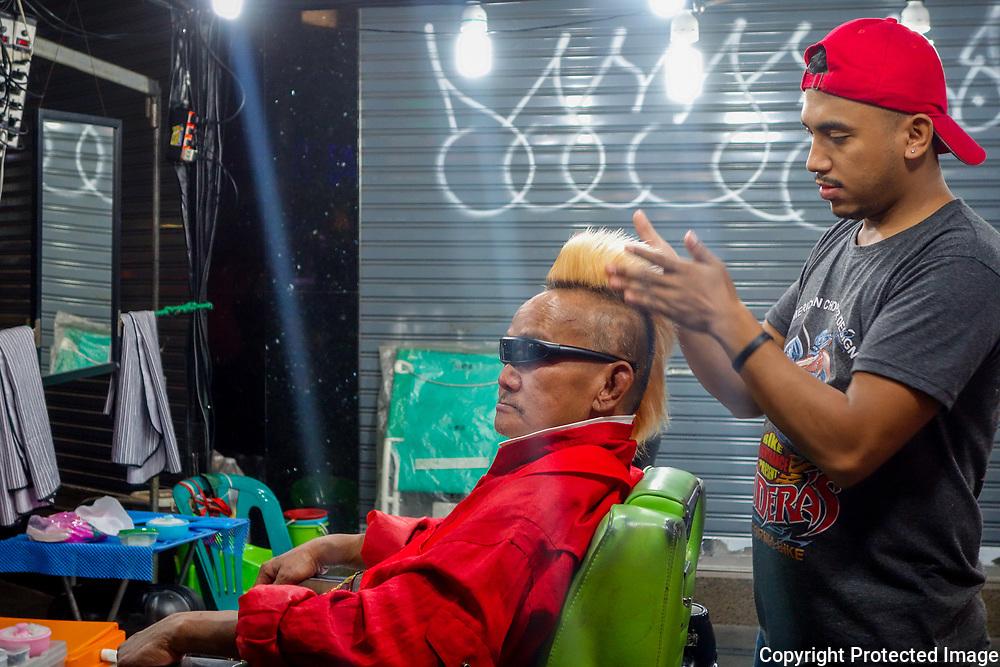 The Haircut by Ei Ei Phyo Lwin