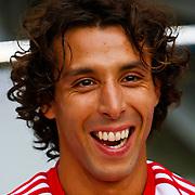 NLD/Amsterdam/20100731 - Wedstrijd om de JC schaal 2010 tussen Ajax - FC Twente, Mounir El Hamdaoui