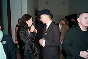 KATY ENGLAND; JEFFERSON HACK, Art Plus Music Party 2010. Whitechapel art Gallery.  To raise money for the gallery';s education and community programme. 22 April 2010.