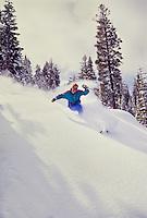 Northstar-at-Tahoe Powder Skiing
