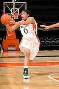 2009 Miami Hurricanes Women's Basketball vs FAMU