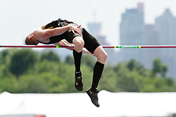 Samsung Diamond League adidas Grand Prix track & field; men's high jump, Jesse Williams, USA, winner,