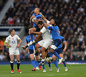 20150321 England vs France, Six Nations Rugby, Twickenham. UK