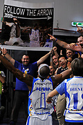 DESCRIZIONE : Sassari LegaBasket Serie A 2015-2016 Dinamo Banco di Sardegna Sassari - Giorgio Tesi Group Pistoia<br /> GIOCATORE : Brenton Petway<br /> CATEGORIA : Ritratto Esultanza Postgame Ultras Tifosi Spettatori Pubblico<br /> SQUADRA : Dinamo Banco di Sardegna Sassari<br /> EVENTO : LegaBasket Serie A 2015-2016<br /> GARA : Dinamo Banco di Sardegna Sassari - Giorgio Tesi Group Pistoia<br /> DATA : 27/12/2015<br /> SPORT : Pallacanestro<br /> AUTORE : Agenzia Ciamillo-Castoria/C.Atzori