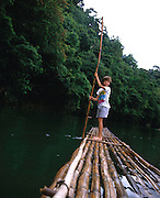 Rafting on the Rio Grande - Jamaica
