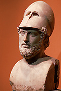 GREECE, HISTORIC ART Pericles, Athenian father of democracy