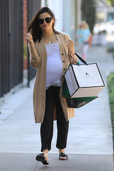 Jenna Dewan out shopping on Melrose Place in West Hollywood. 08 Feb 2020 Pictured: Jenna Dewan. Photo credit: MEGA TheMegaAgency.com +1 888 505 6342
