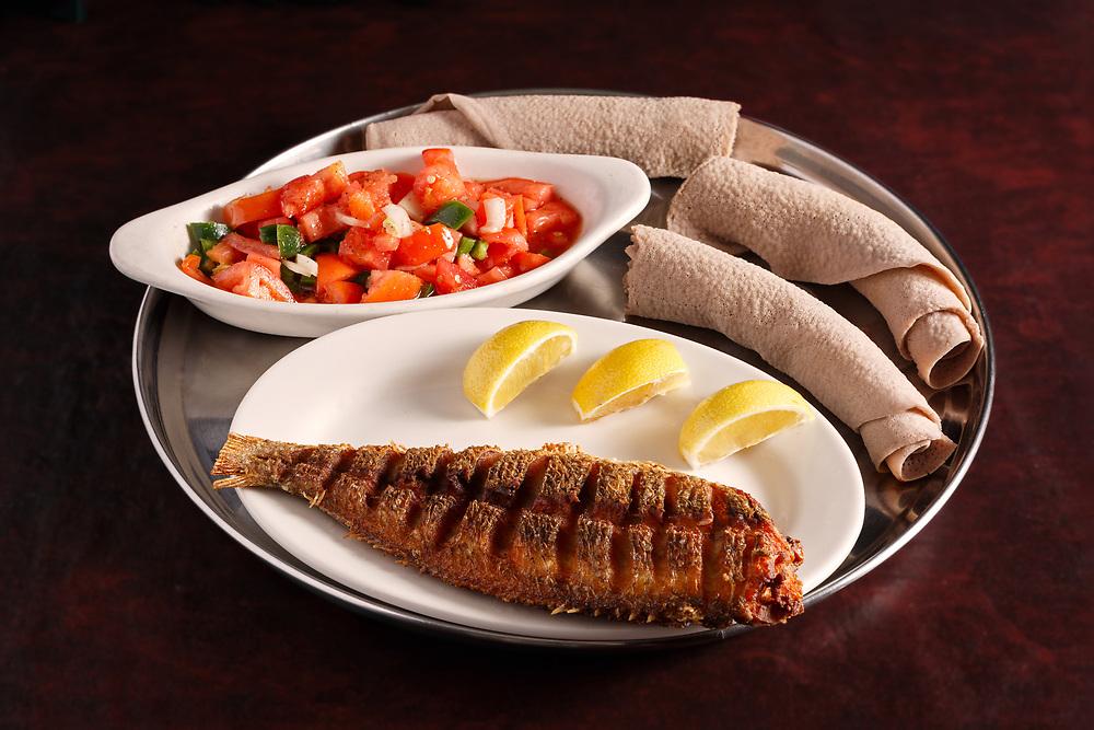 Ethiopian Food Photography
